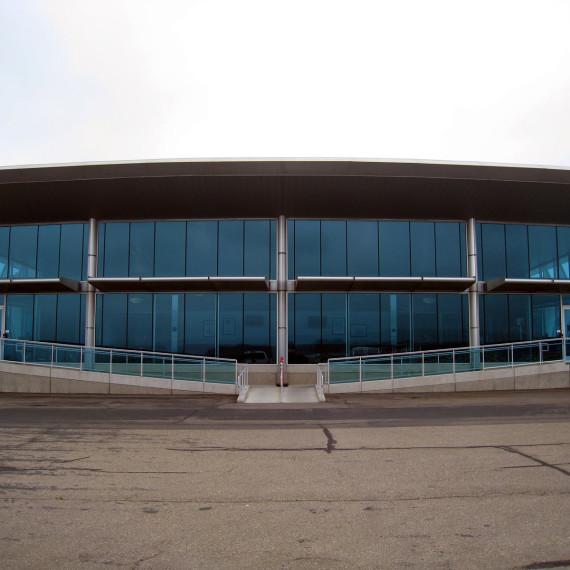 Santa Maria Airport Terminal
